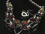 """Набор из янтарной смолы """"Соединение фигур"""", фото 3"""
