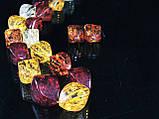 Набор из янтарной смолы,рис крученный, фото 3