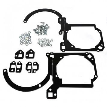 Переходные рамки для замены линз Mazda 3 2003-2009 на модуль Hella 3/3R / 10407