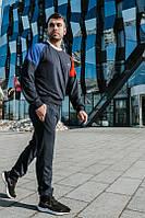 Мужской спортивный костюм Tommy Hilfiger синий РАСПРОДАЖА Размер S