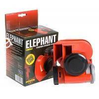 Сигнал воздушный CA-10355 Elephant Compact 12V красный