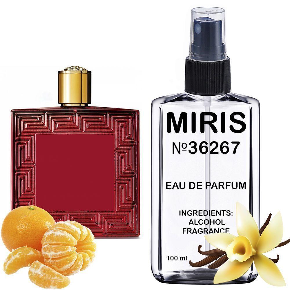Духи MIRIS №36267 (аромат похож на Versace Eros Flame) Мужские 100 ml