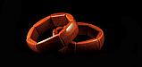 """Браслет """" обаяние"""" из коричневого авантюрина, фото 2"""