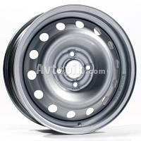 Стальные диски Steel Logan R14 W5.5 PCD4x100 ET43 DIA60.1 (black)