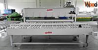 Гарячий прес для меблевого щита Nuova C.M.B PLS 35-13