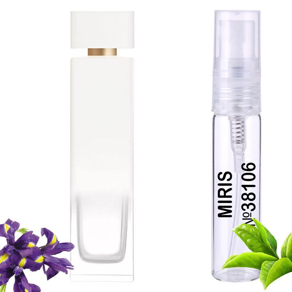 Пробник Духов MIRIS №38106 (аромат похож на Elizabeth Arden White Tea) Женский 3 ml