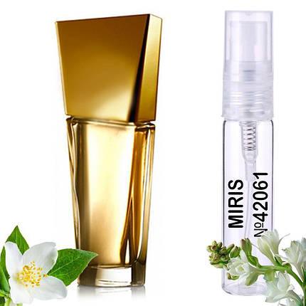Пробник Духів MIRIS №42061 (аромат схожий на Oriflame Giordani Gold) Чоловічий 3 ml, фото 2