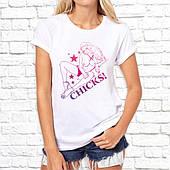 Жіноча футболка з написом. Футболки з приколами
