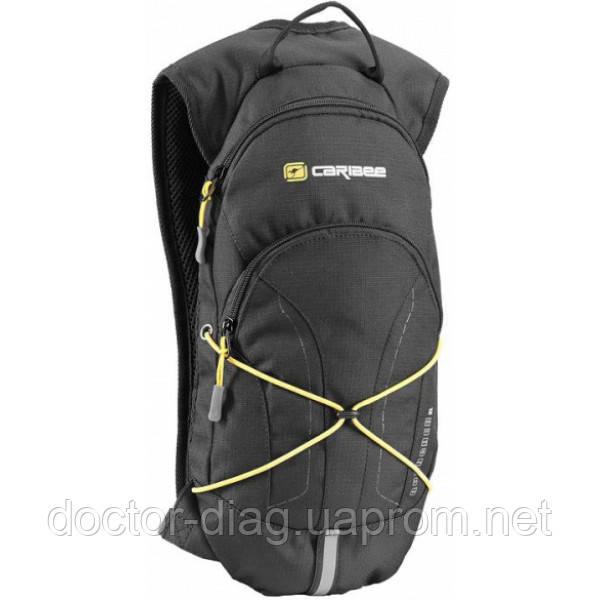 Caribee Рюкзак спортивный Caribee Quencher 2L Black Yellow