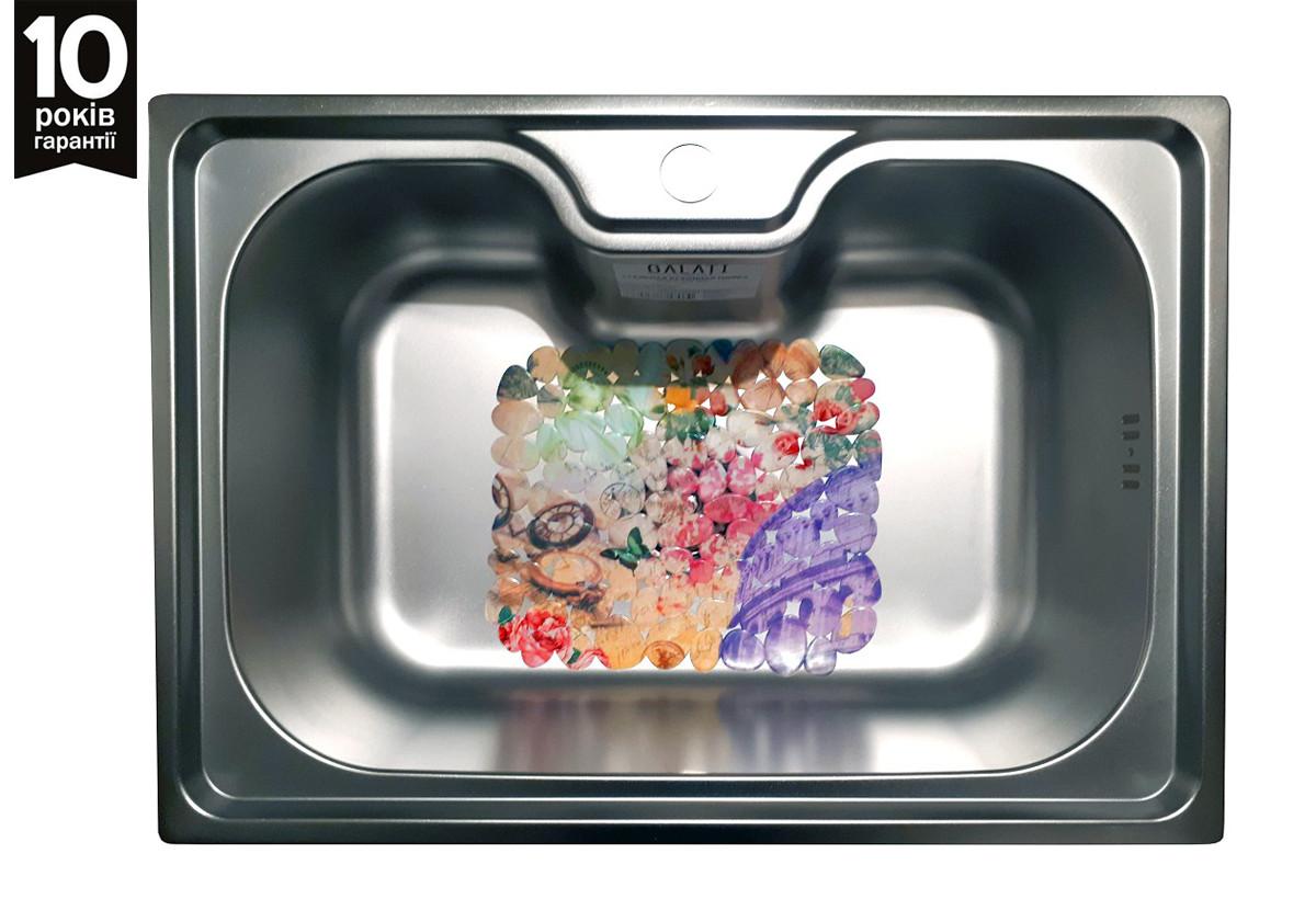 Кухонна мийка Galati Bella Satin