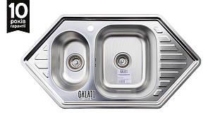 Кухонна мийка Galati Meduza 1.5 C Textura