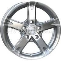 Литые диски RS Wheels 5161 R14 W6 PCD4x100 ET35 DIA67.1