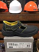 Спец обувь с металическим носком. Сандали рабочие REIS. Летняя рабочая обувь.