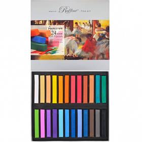 Пастель сухая 24 цвета, 7300/24 Fine Art MARCO
