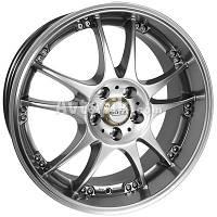 Литые диски Dotz Brands-Hatch R15 W6.5 PCD5x114.3 ET38 DIA71.6 (silver)