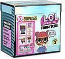 Стильний інтер'єр 3 лол Шкільний Клас Розумниці 57002 L. O. L. Surprise! Furniture Classroom with teacher's Pet, фото 2
