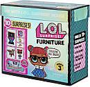 Стильний інтер'єр 3 лол Шкільний Клас Розумниці 57002 L. O. L. Surprise! Furniture Classroom with teacher's Pet, фото 3