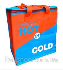 Сумка-холодильник Cooling Bag DT4244 Термосумка 27л, фото 2