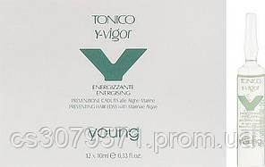 Лосьон против выпадения волос Young Y-Vigor Energizzante Prevenzione Caduta Lozione 12*10 мл