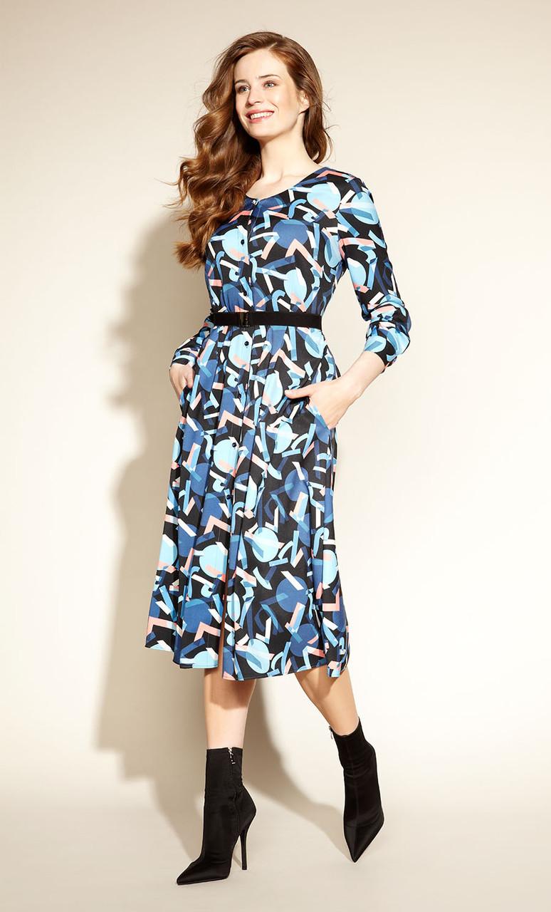 Zaps платье Laboni. Коллекция осень-зима 2020-2021