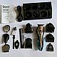 Машинка Для Стрижки Волос Gemei 11в1 Триммер Универсальный Бритва, фото 6