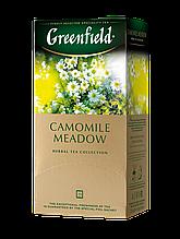 """Чай трав'яний Camomile Meadow 1,5гх25шт. """"Greenfield"""" , пакет"""