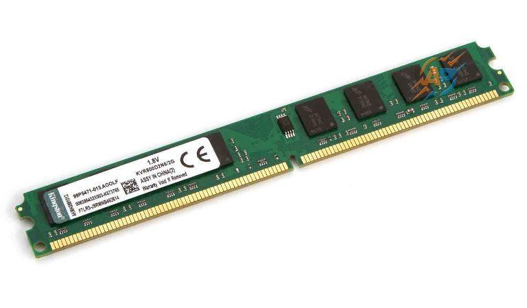 DDR2 2GB AMD KVR800D2N6 2G 800Mhz 240pin ОЗУ для АМД оперативная память