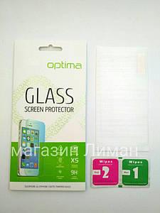 Стекло защитное Samsung A015 (A01) закаленное для экрана мобильного телефона, смартфона.