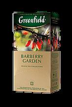 "Чай чорний BARBERRY GARDEN 1,5гх25шт. ""Greenfield"" , пакет"