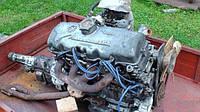 Двигатель Москвич ИЖ 412 2140 в сборе с навесным