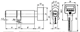 Циліндр Fuaro Z602 60 мм бронза ключ-вертушка, фото 2