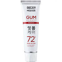 Зубная паста для укрепления слабых десен Amore Pacific MEDIAN GUM EXPERT BASIC TOOTHPASTE - 120 г