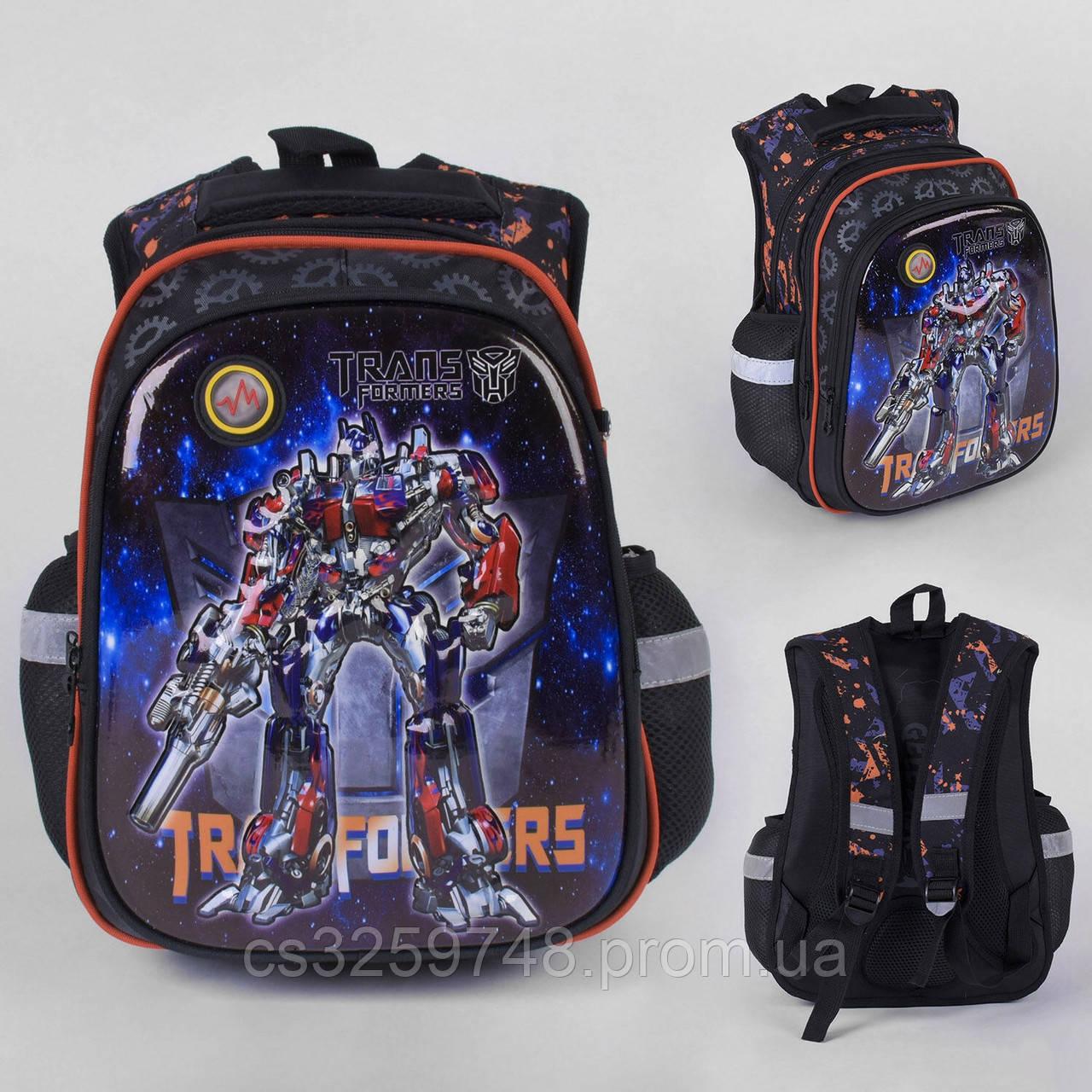 Детский школьный рюкзак С 43651