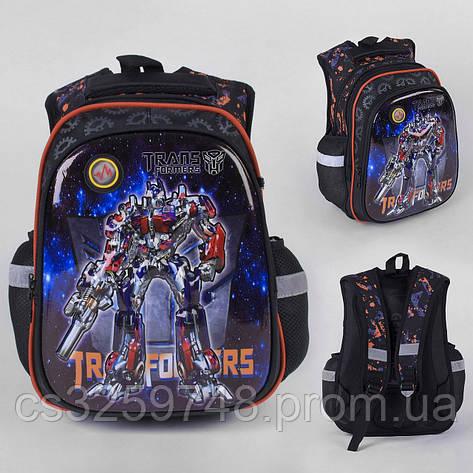 Детский школьный рюкзак С 43651, фото 2