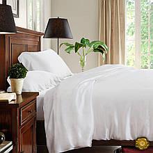 Еней-Плюс Полуторный постельный комплект A0003 Еней-Плюс, цвет: белый