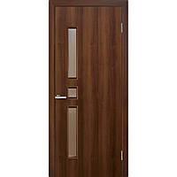 Межкомнатная дверь ОМиС Комфорт ПО Орех