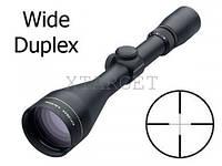Прицел Leupold Rifleman 3-9x50  Matte Wide Duplex