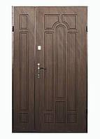 Дверь Арка улица 1200*2050 мм с притвором ПВХ-80