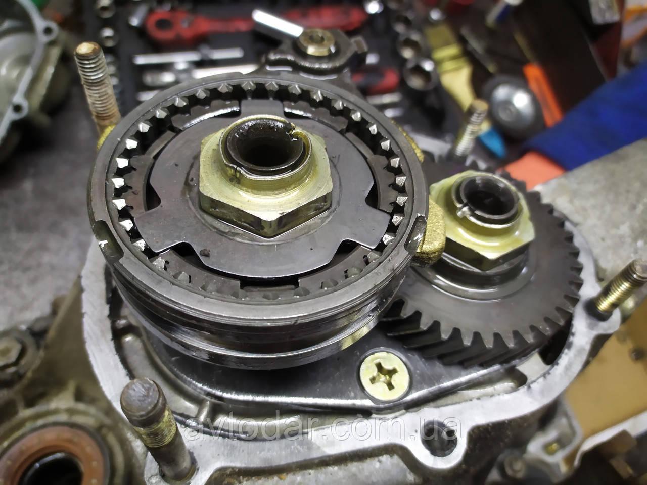 Chevrolet Lacetti Ремонт Коробки Передач Заміна зчеплення