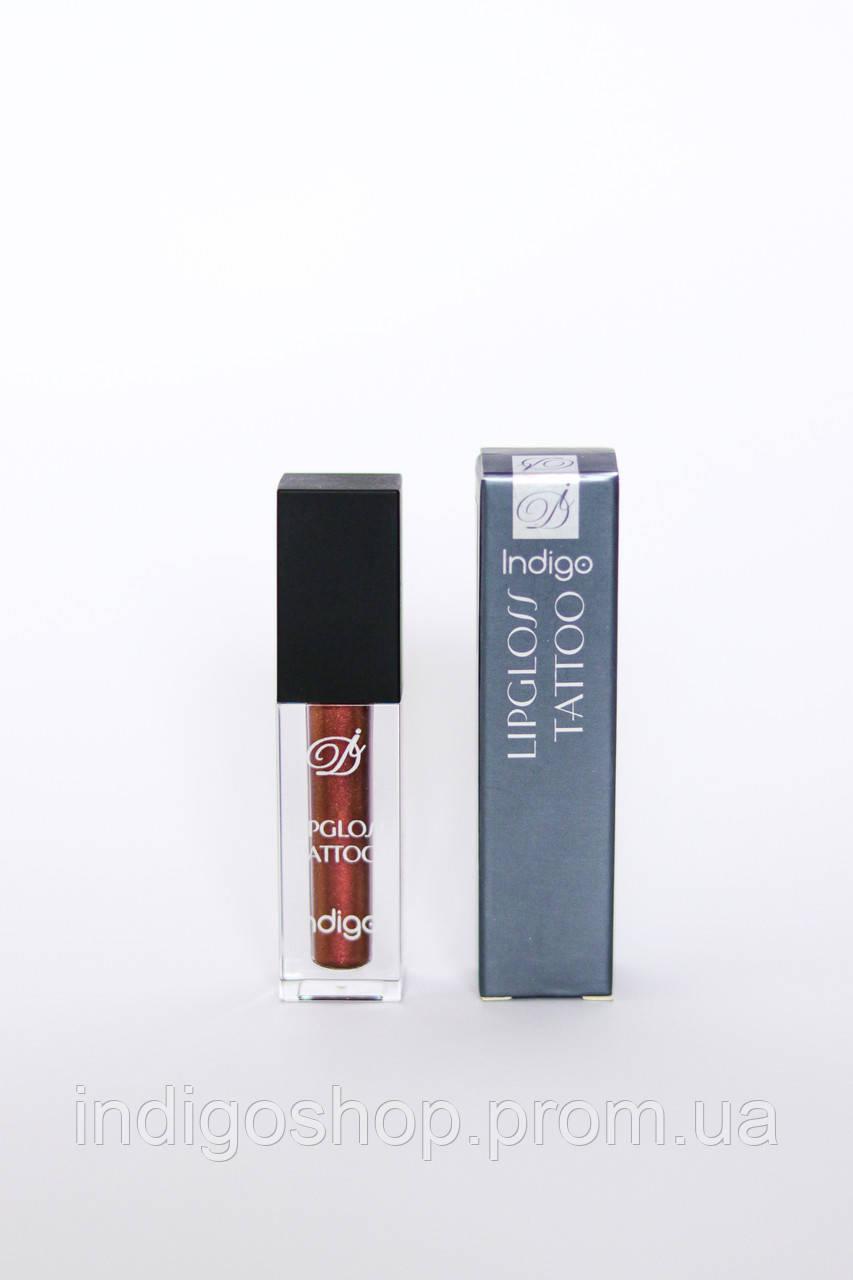Блеск для губ Lipgloss Tatto ( Супер стойкий, 12 часов ОТВЕЧАЮ ) цвет 07  Naomi
