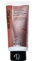 Шампунь Brelil NUMERO для блеска волосна основе ценных масел аргании, 300 мл  1753
