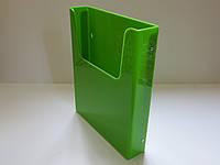 Карман А4 вертикальный салатовый, фото 1