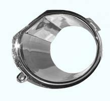 Накладка противотуманной фары L (хром) Geely MK2