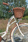 Велосипед VANESSA Vintage 26 Cream Польша, фото 5