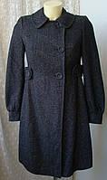 Пальто женское легкое элегантное бренд New Look р.42 3653а