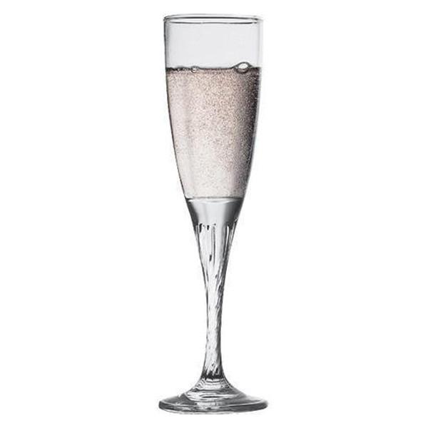 Набор бокалов для шампанского Pasabahce Twist 150 мл 44307