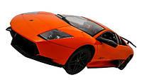 Машинка на радиоуправлении с лицензией Meizhi Lamborghini LP670-4 SV оранжевая (машинки на пульте управления)