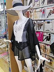 Туніка натільна, купальний костюм, сумка та капелюх