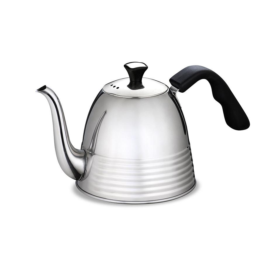 Заварочный чайник Maestro 1.1 л Steel (MR-1315-tea)