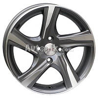 Литые диски RS Wheels 788 R15 W6.5 PCD4x100 ET35 DIA67.1 (HS)